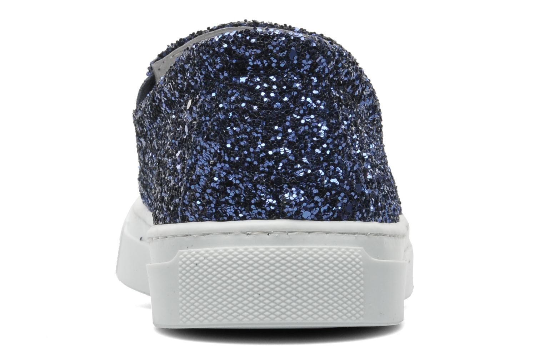 Sneaker Georgia Rose Periette blau ansicht von rechts