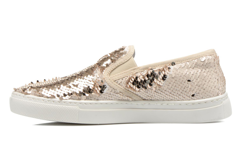 Sneakers Georgia Rose Periette Oro e bronzo immagine frontale