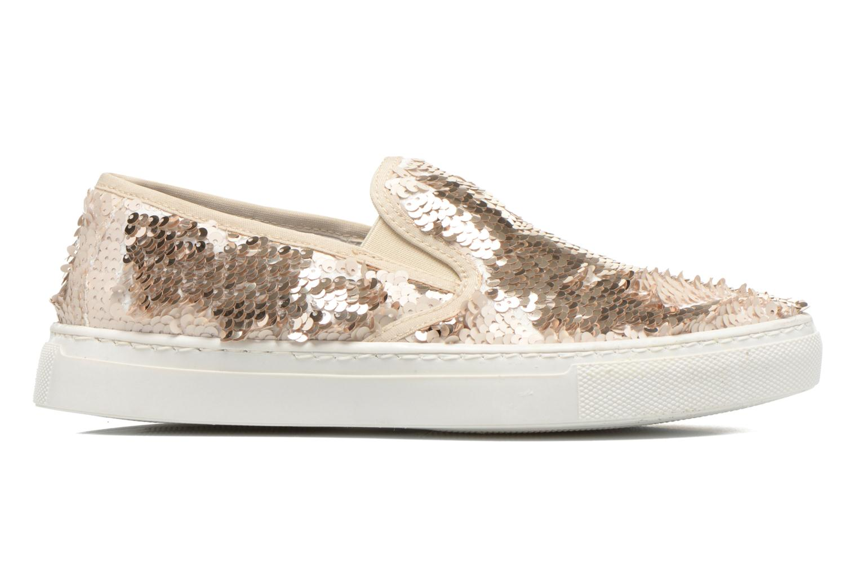 Sneakers Georgia Rose Periette Oro e bronzo immagine posteriore
