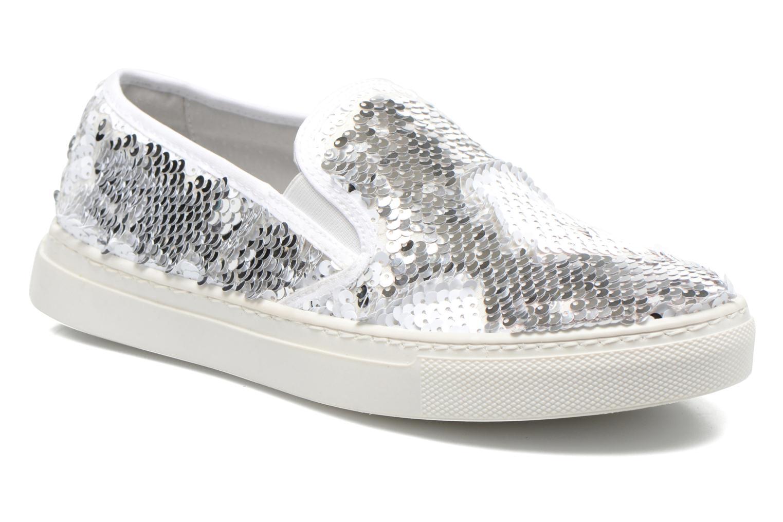 Periette Sequin white/silver