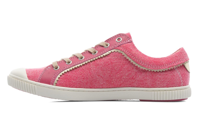 Sneakers Pataugas Binoush Rosa immagine frontale