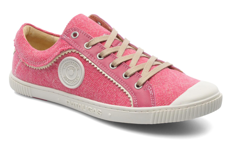 Sneakers Pataugas Binoush Roze detail