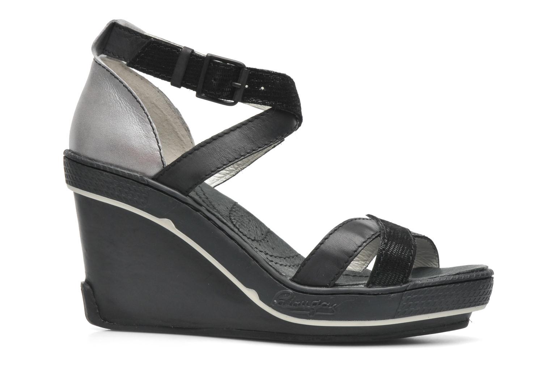 Sandales et nu-pieds Pataugas Gouy Noir vue derrière