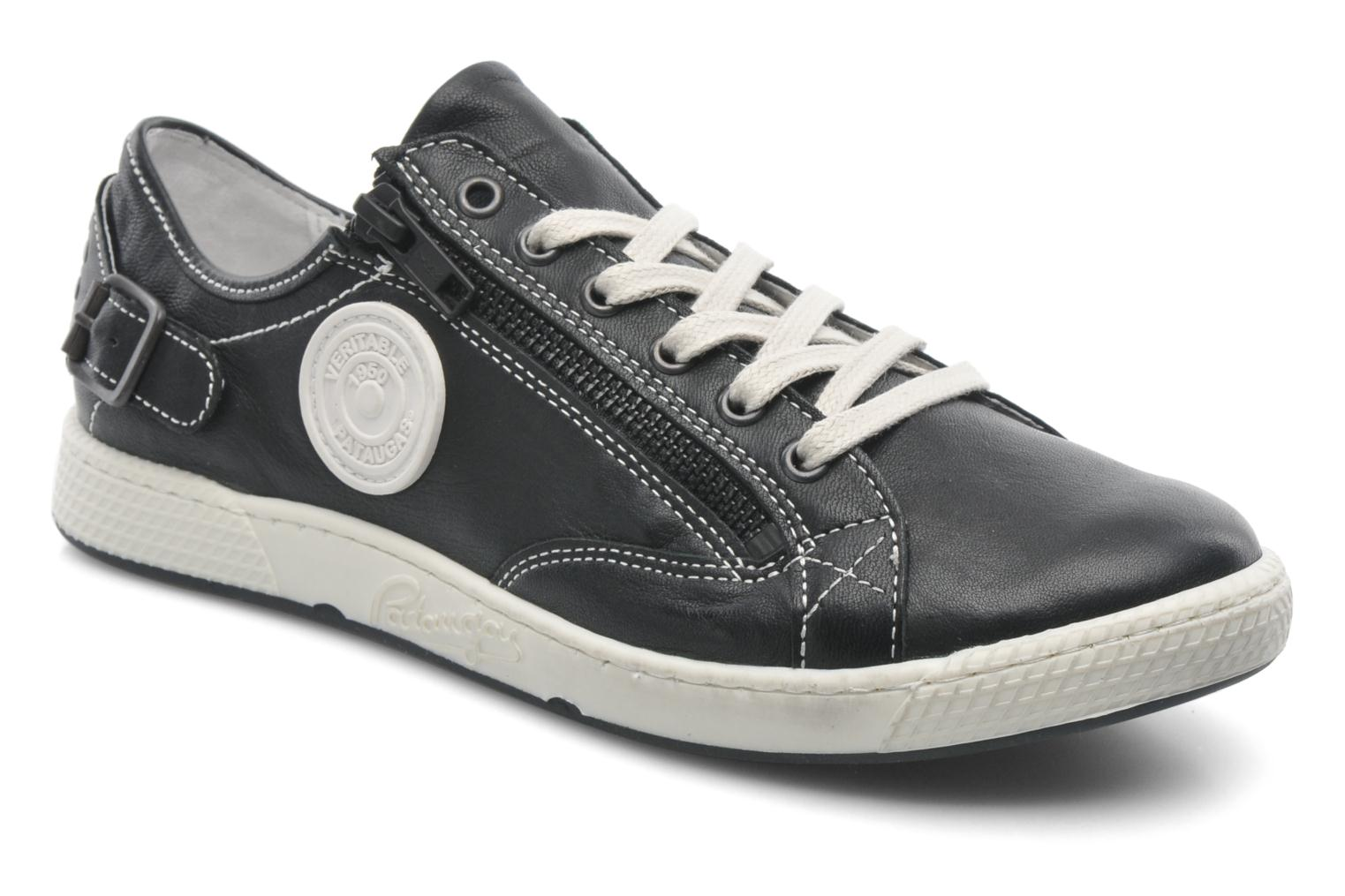 Trainers Pataugas JesterN Black detailed view/ Pair view