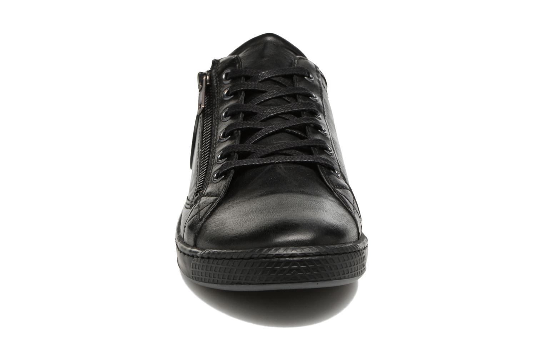 Baskets Pataugas JesterN Noir vue portées chaussures