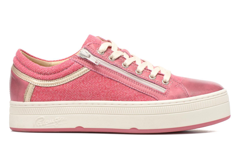 Sneaker Pataugas Pix rosa ansicht von hinten