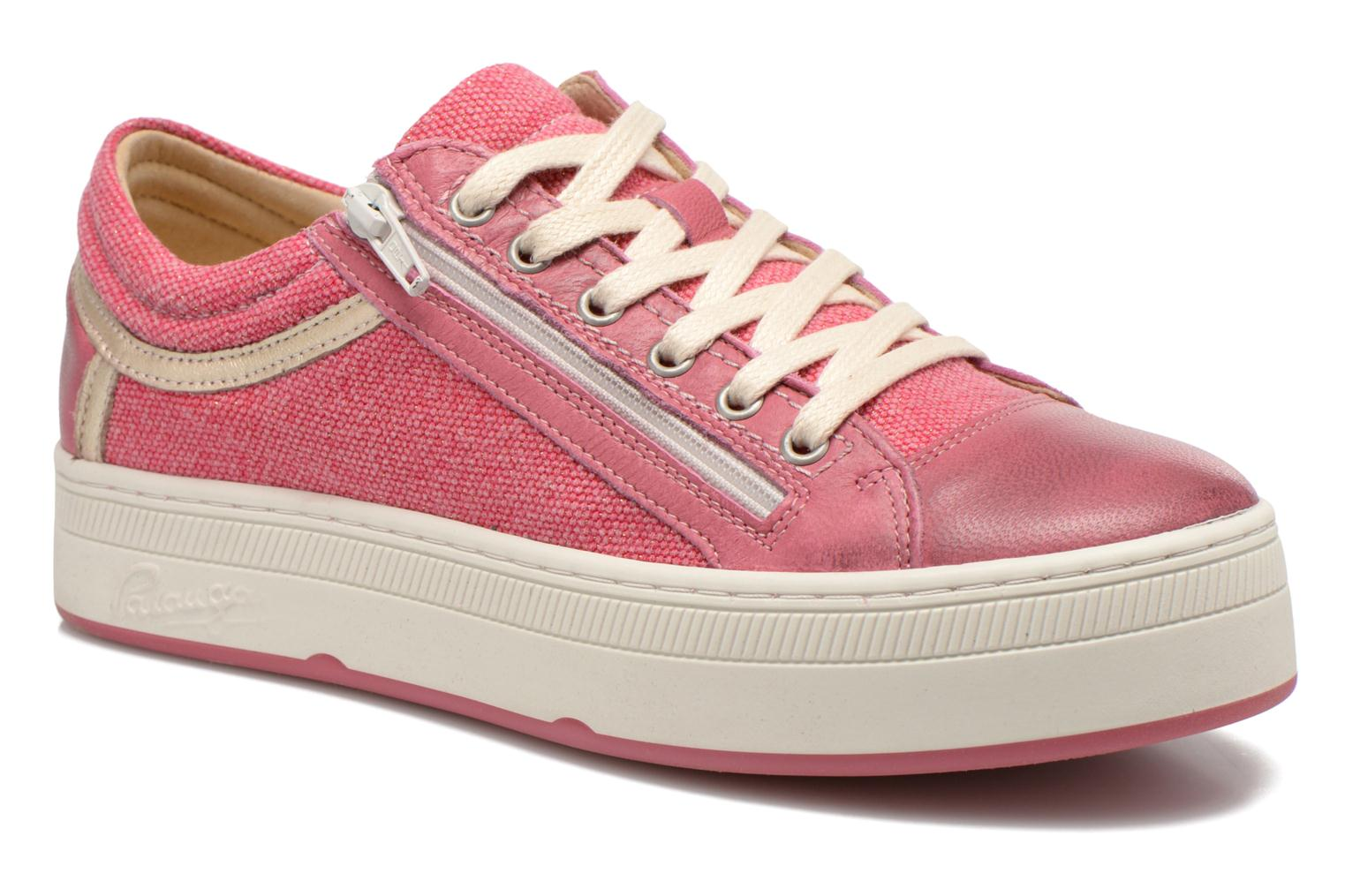 Trainers Pataugas Pix Pink detailed view/ Pair view