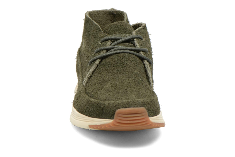 Sneaker Ransom Alta Mid grün schuhe getragen