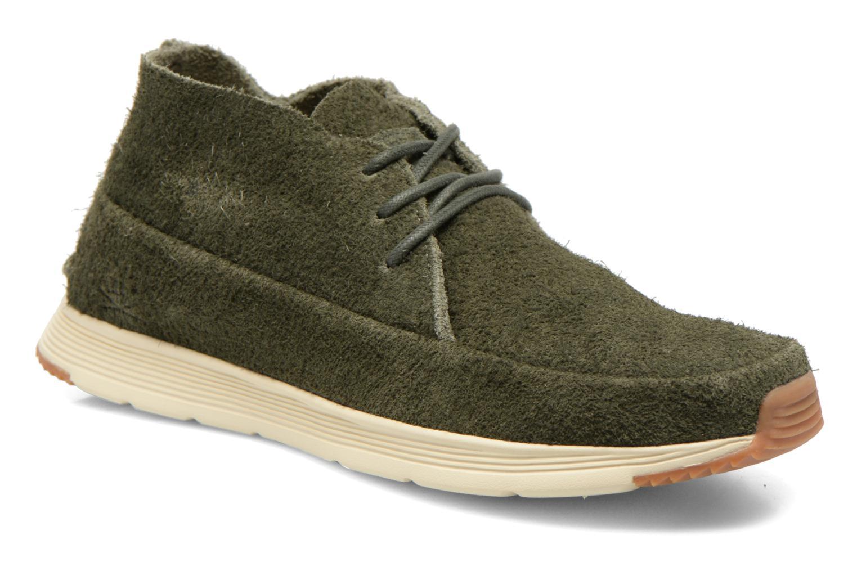 Sneaker Ransom Alta Mid grün detaillierte ansicht/modell