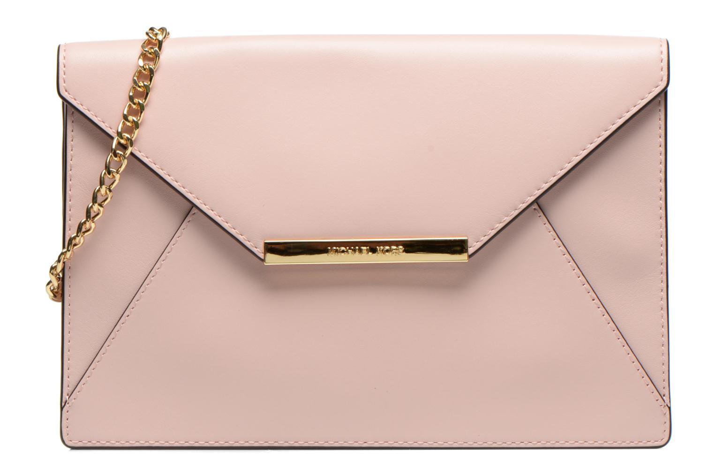 Mini Bags Michael Michael Kors LANA Envelope Clutch rosa detaillierte ansicht/modell