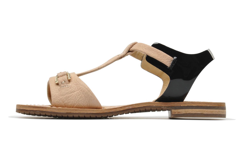 Sandales et nu-pieds Geox D Jolanda A D4275A Beige vue face