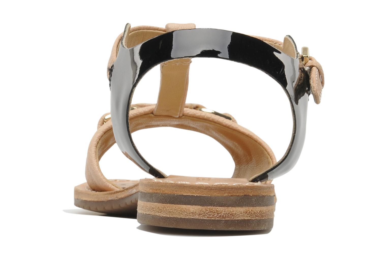 Sandales et nu-pieds Geox D Jolanda A D4275A Beige vue droite