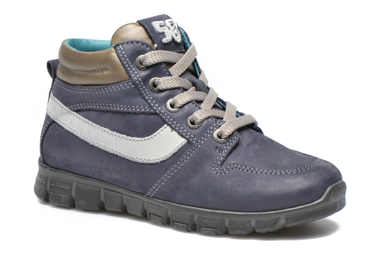 Sneaker Stones and Bones BACCO blau detaillierte ansicht/modell
