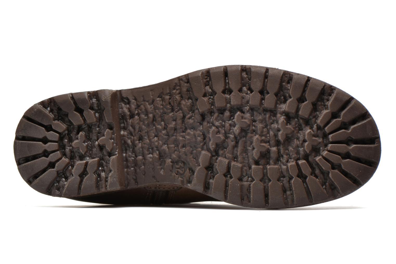 Stivali Stones and Bones BELLE Marrone immagine dall'alto