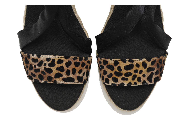 Sandales et nu-pieds Made by SARENZA Bamako #5 Multicolore vue portées chaussures