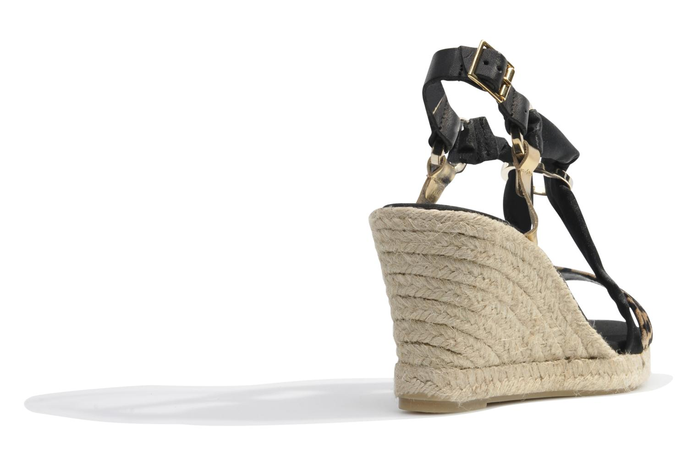 Sandales et nu-pieds Made by SARENZA Bamako #5 Multicolore vue face