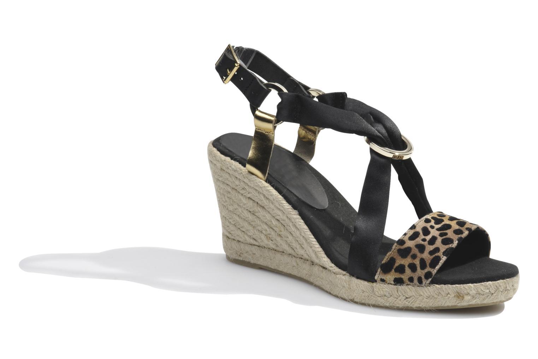 Sandales et nu-pieds Made by SARENZA Bamako #5 Multicolore vue droite