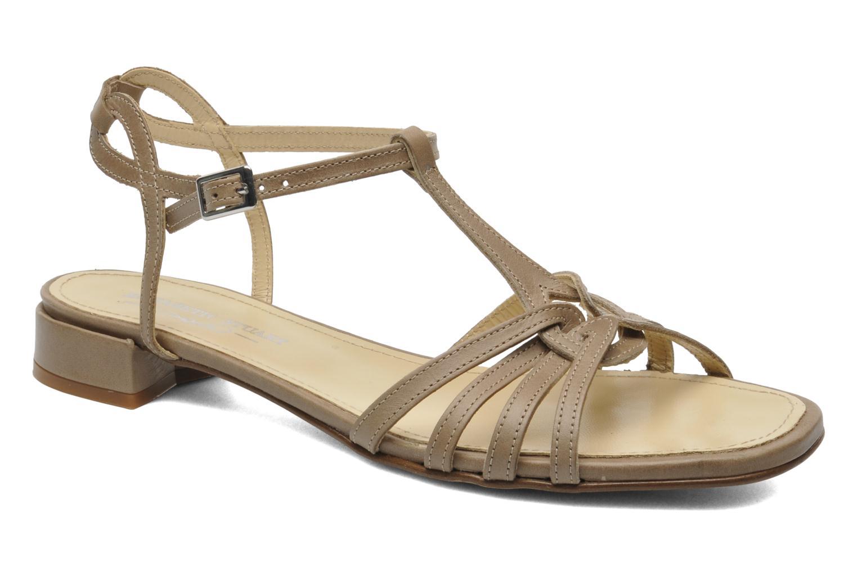 Sandals Elizabeth Stuart Amelie Beige detailed view/ Pair view