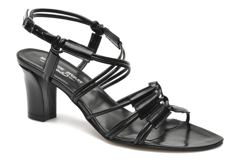 Sandales et nu-pieds Elizabeth Stuart Bakou Noir vue détail/paire