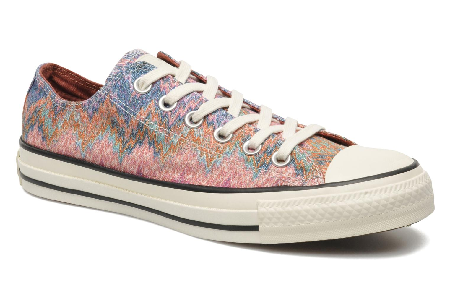 Sneaker Converse Chuck Taylor All Star Missoni Wash Ox W mehrfarbig detaillierte ansicht/modell