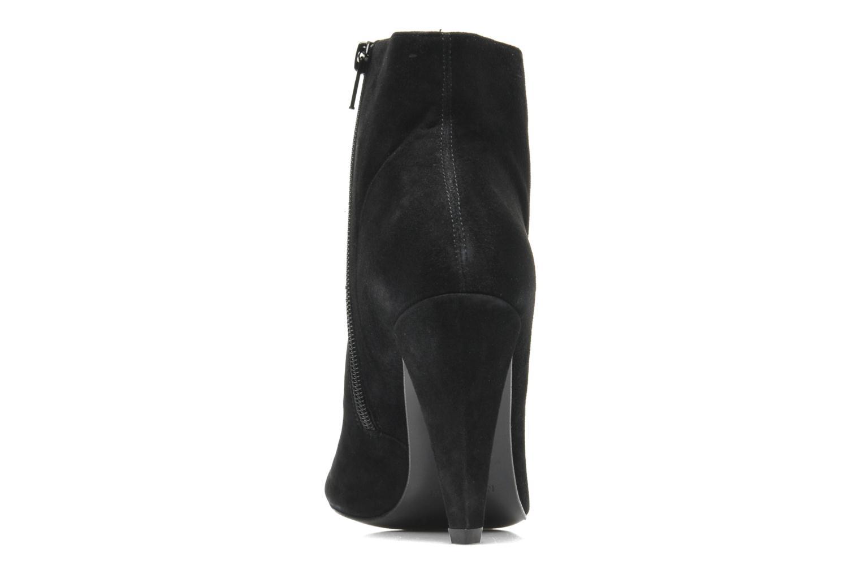 Bottines et boots Buffalo Maureen Noir vue droite