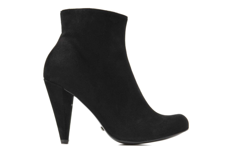 Bottines et boots Buffalo Maureen Noir vue derrière
