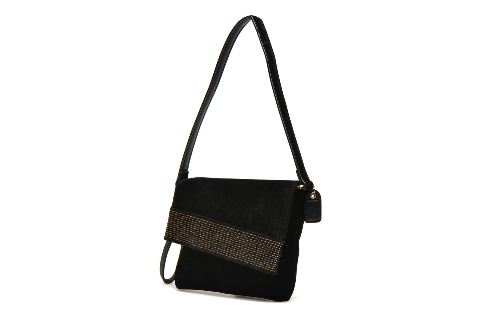 Clutch bags Clarks Just May Black model view