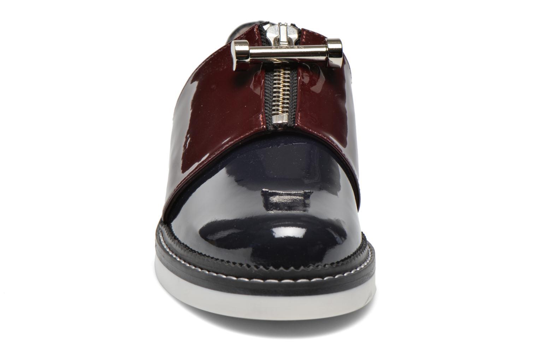 Mocassins Carven Mocarven Multicolore vue portées chaussures