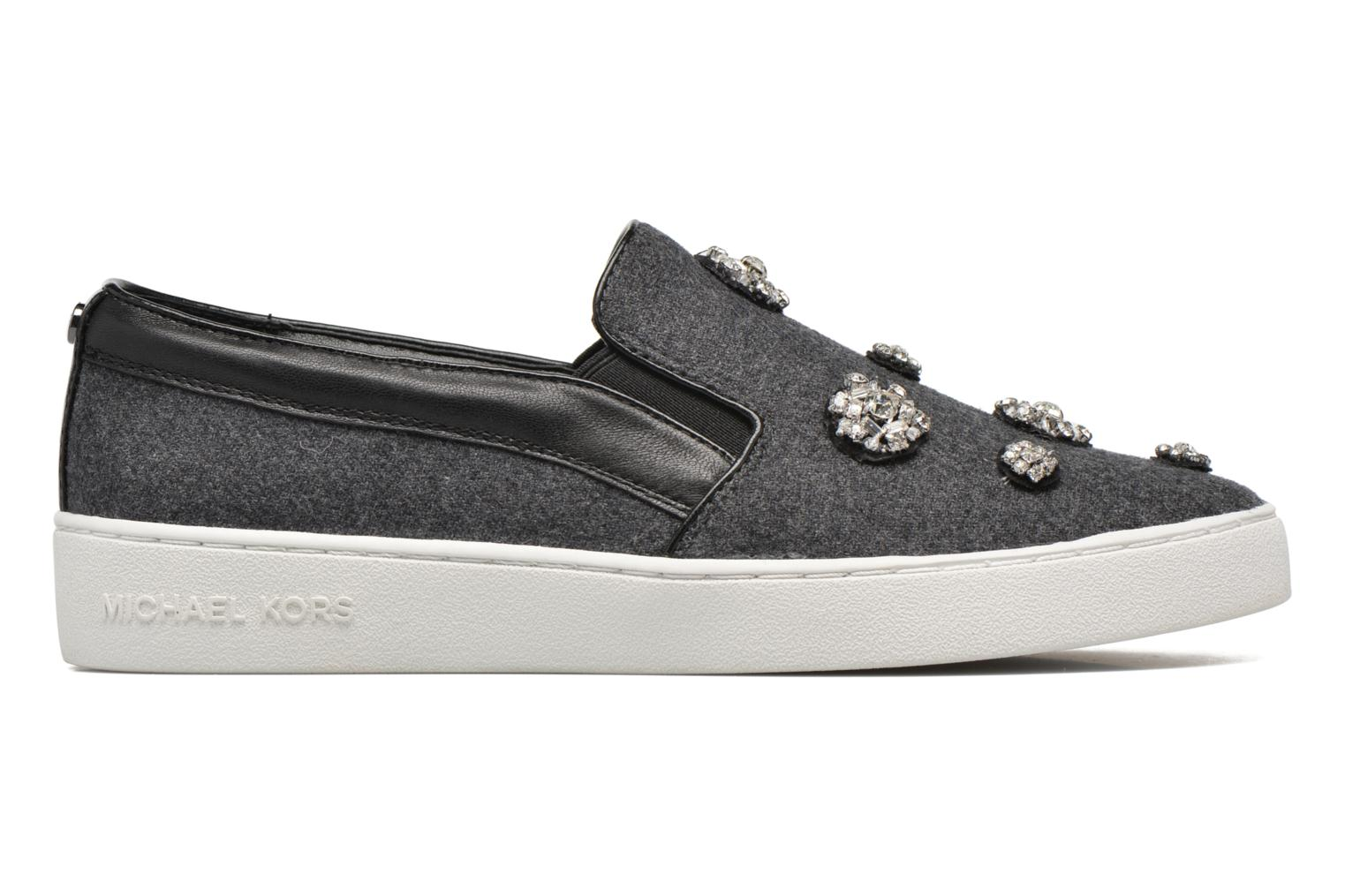 Keaton Slip On 031 Charcoal
