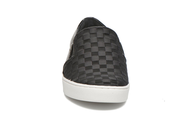 Baskets Michael Michael Kors Keaton Slip On Noir vue portées chaussures