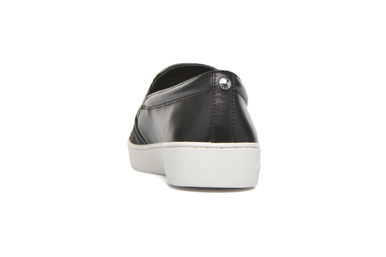 Baskets Michael Michael Kors Keaton Slip On Noir vue droite