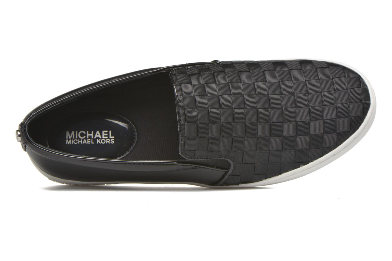 Baskets Michael Michael Kors Keaton Slip On Noir vue gauche