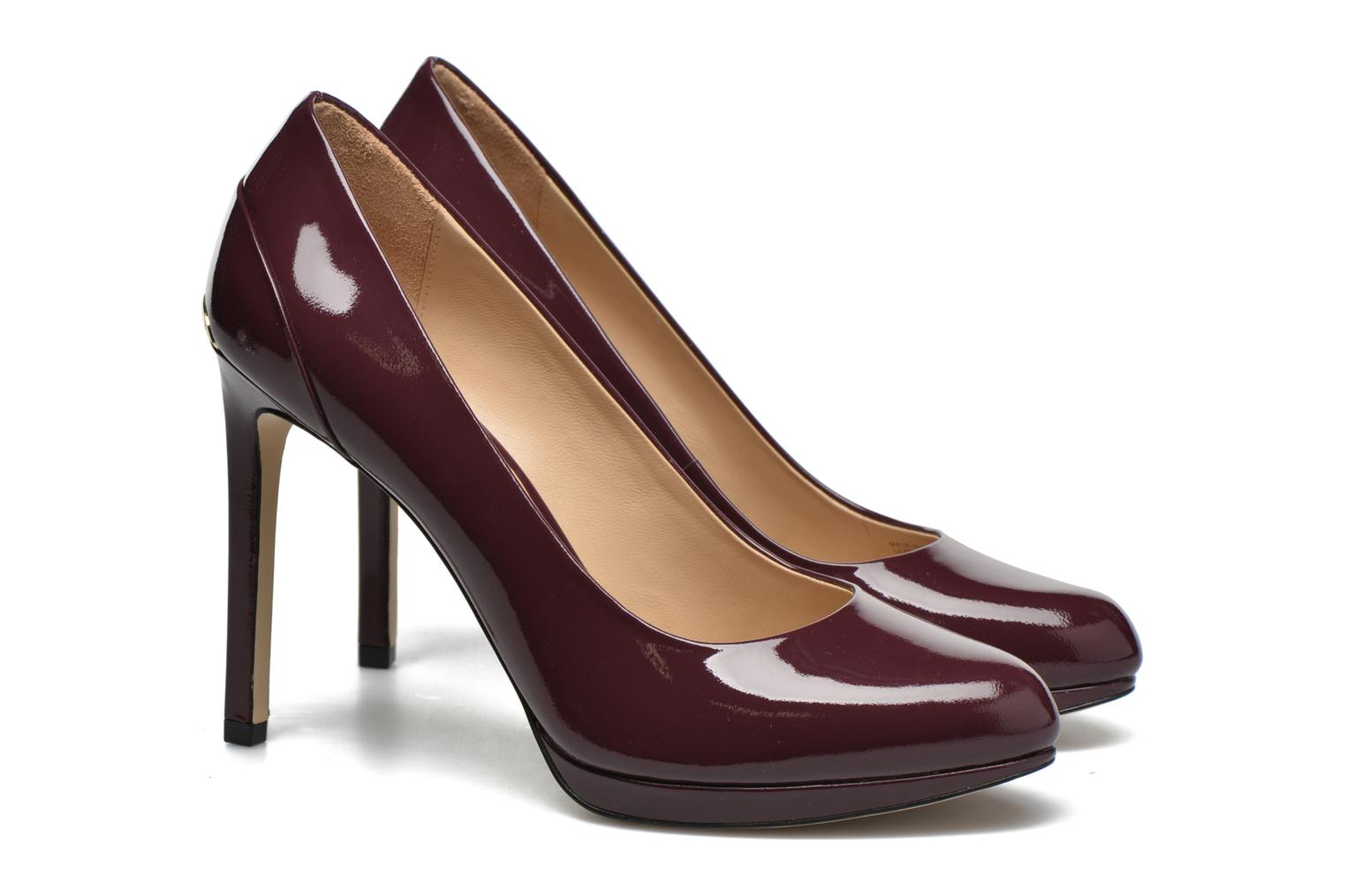 Pumps Michael Michael Kors Yasmin Pump Bordeaux 3/4'