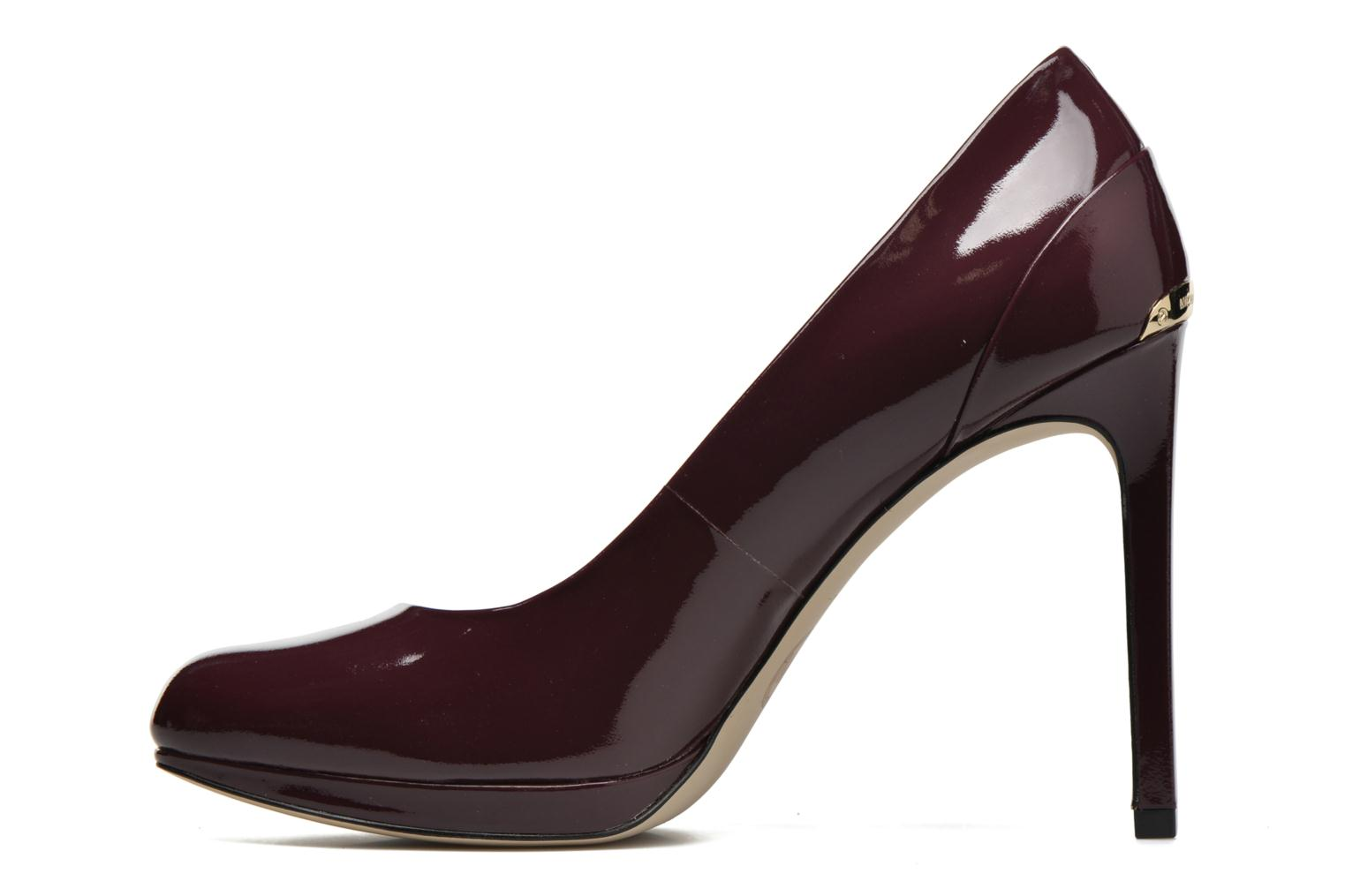 Pumps Michael Michael Kors Yasmin Pump Bordeaux voorkant