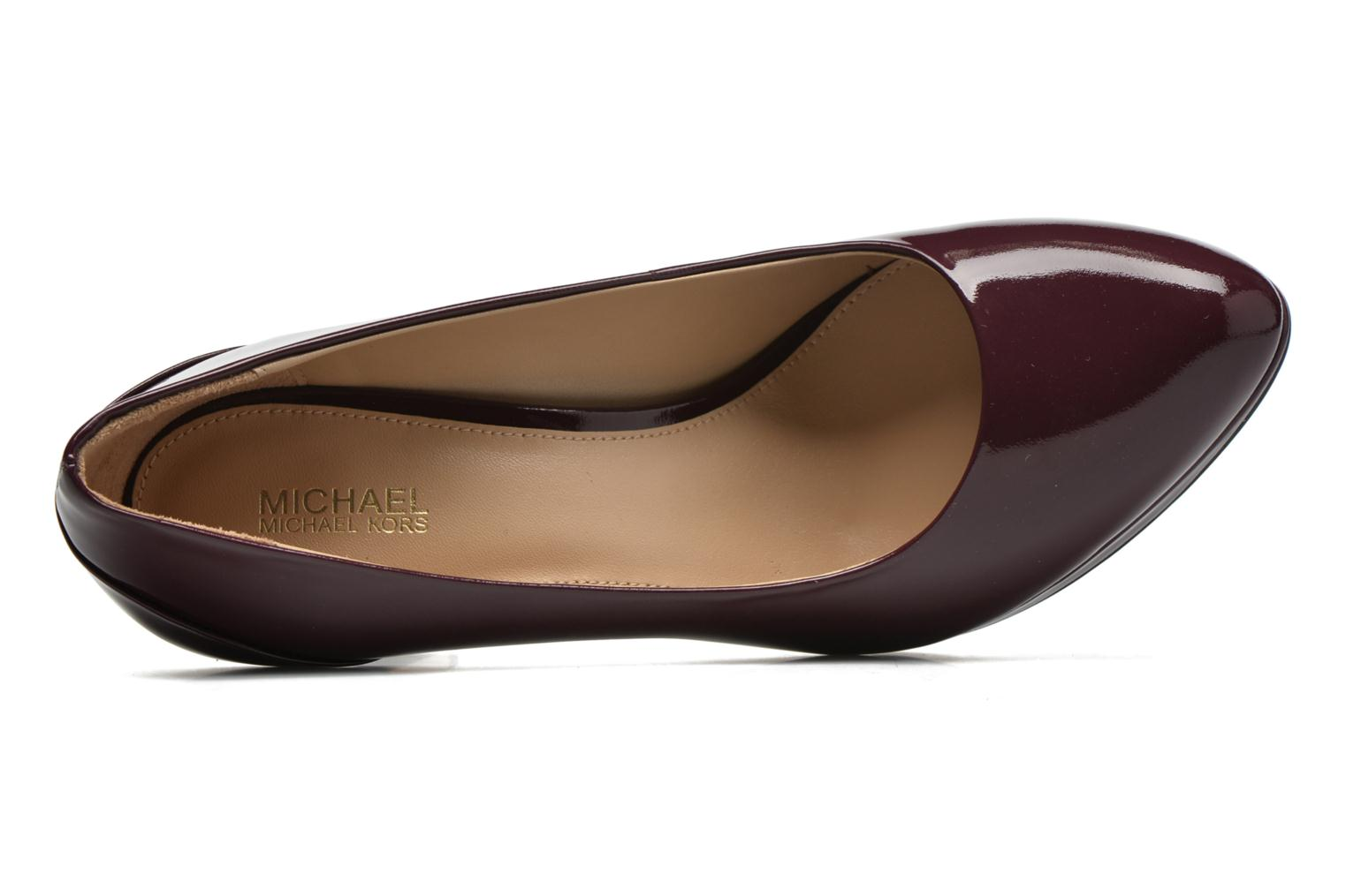 Pumps Michael Michael Kors Yasmin Pump Bordeaux links