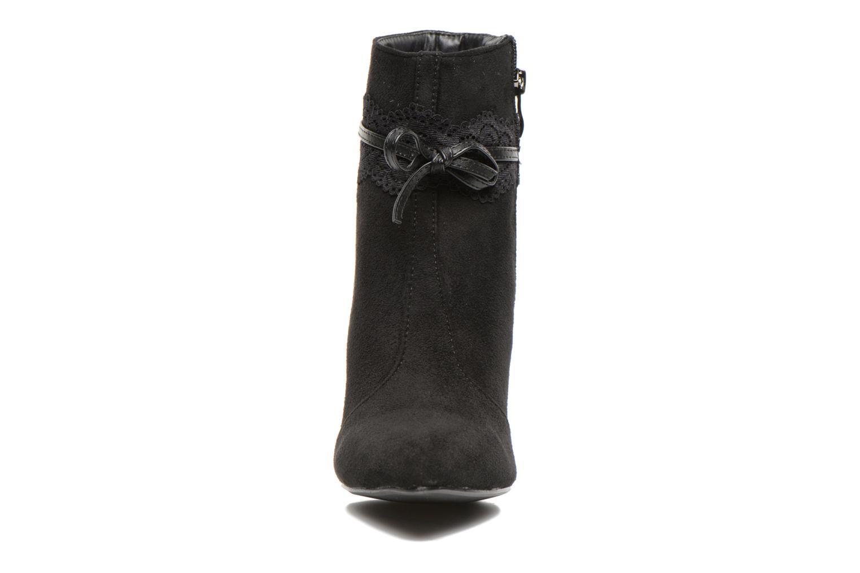 Bottines et boots Molly Bracken Patsy Noir vue portées chaussures