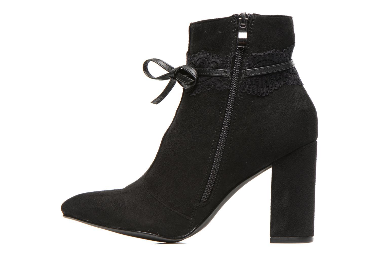 Bottines et boots Molly Bracken Patsy Noir vue face
