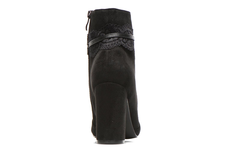 Bottines et boots Molly Bracken Patsy Noir vue droite