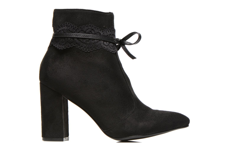Bottines et boots Molly Bracken Patsy Noir vue derrière