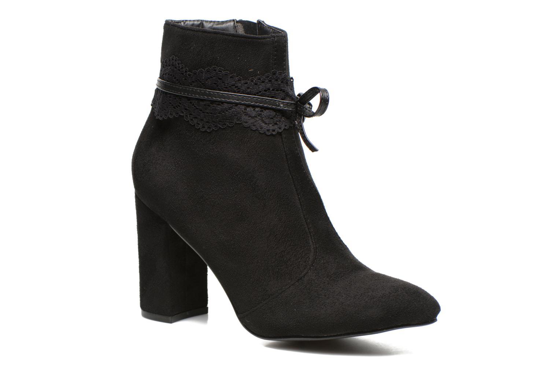 Bottines et boots Molly Bracken Patsy Noir vue détail/paire