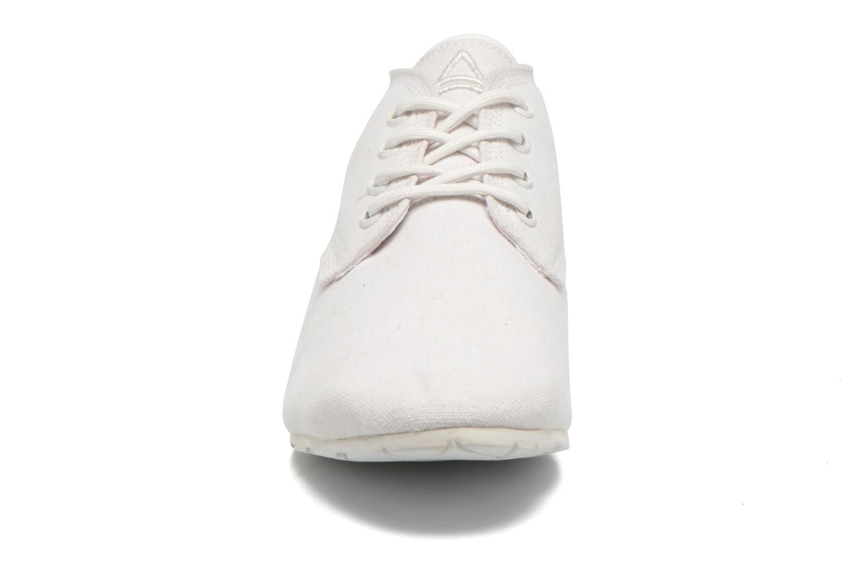 Baskets Eleven paris Basmono W Blanc vue portées chaussures