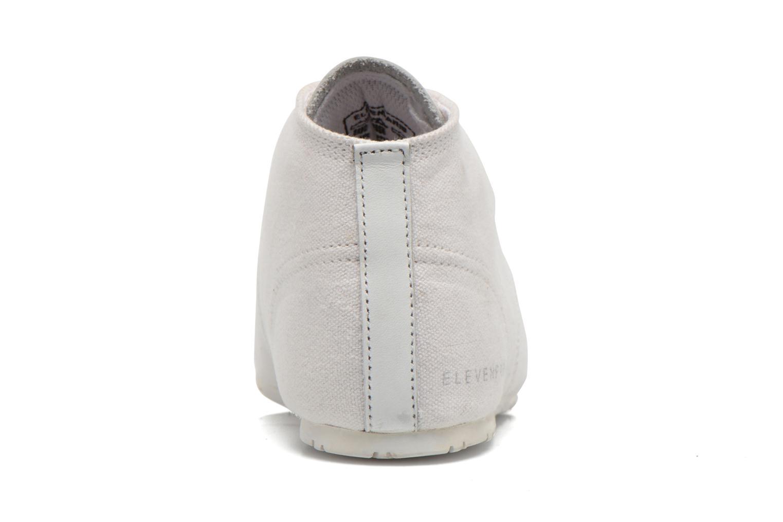 Sneakers Eleven paris Basmono W Wit rechts