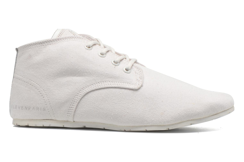 Sneakers Eleven paris Basmono W Wit achterkant