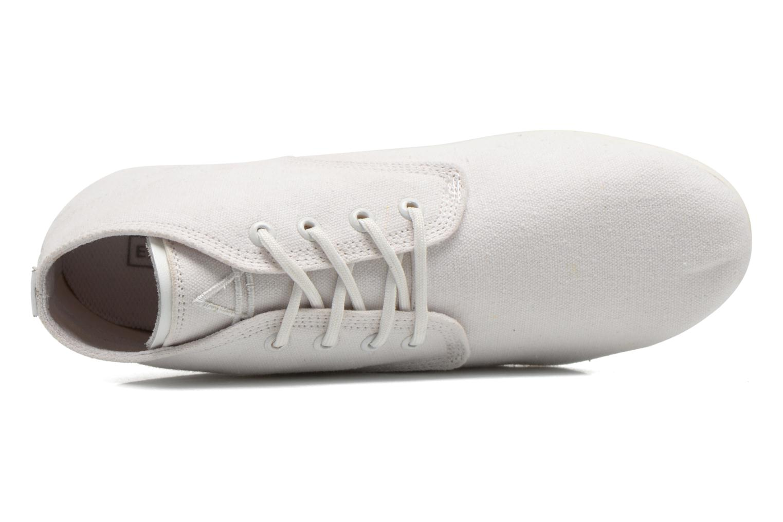 Sneakers Eleven paris Basmono W Wit links