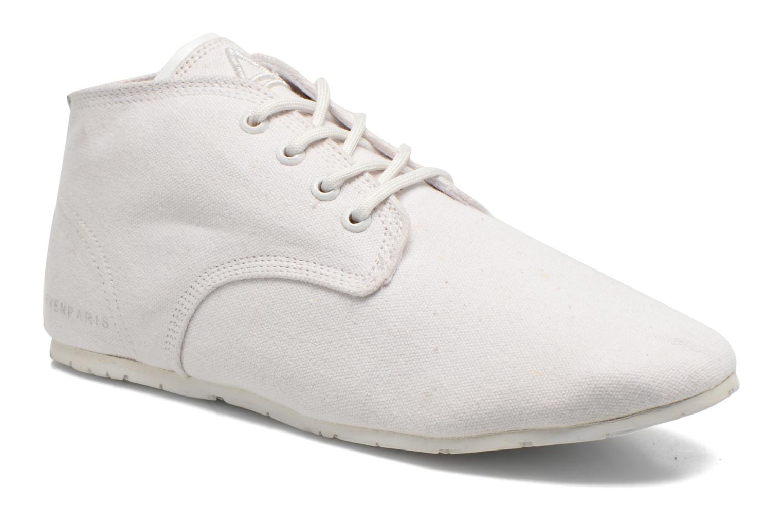 Sneakers Eleven paris Basmono W Wit detail