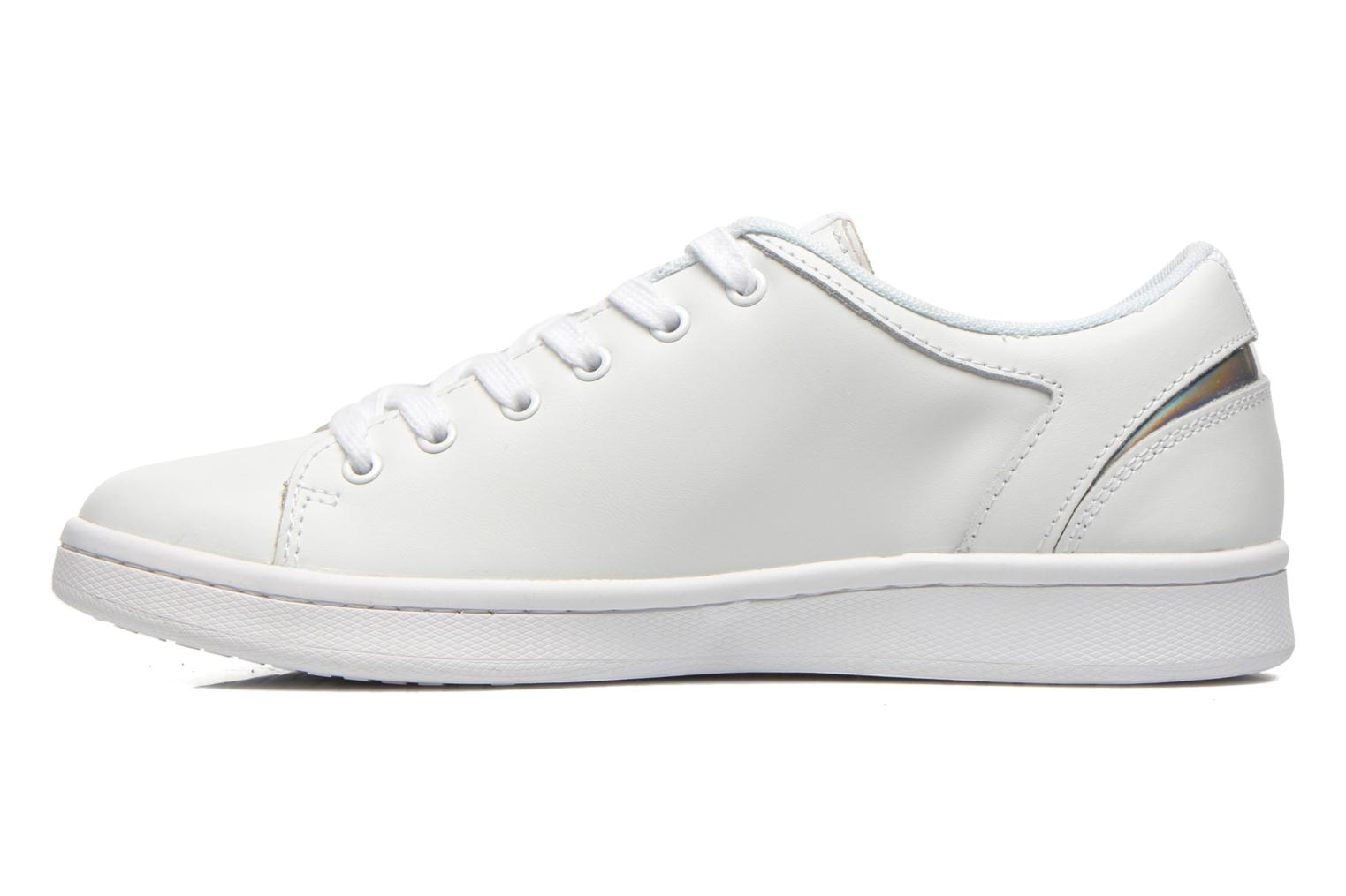 Trainers Eleven paris 11PRS White front view