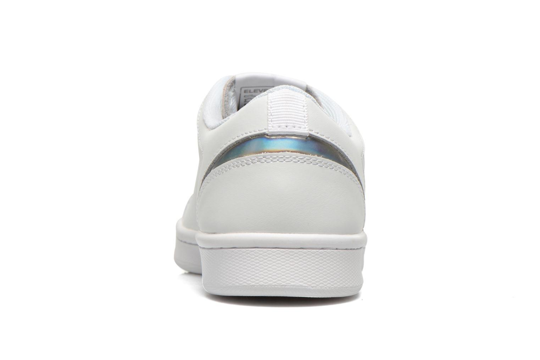 Sneaker Eleven paris 11PRS weiß ansicht von rechts