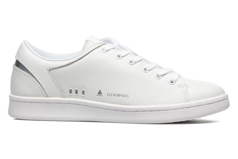 Sneaker Eleven paris 11PRS weiß ansicht von hinten