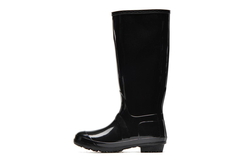 Bottes I Love Shoes Kipleu Noir vue face