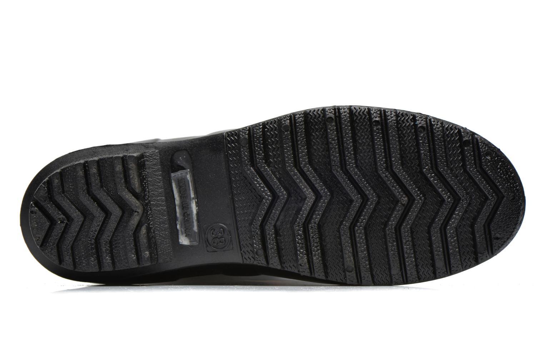 Bottes I Love Shoes Kipleu Noir vue haut